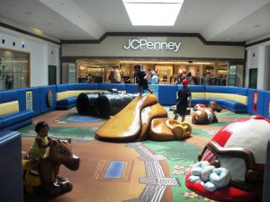 Wilton Mall Play Area