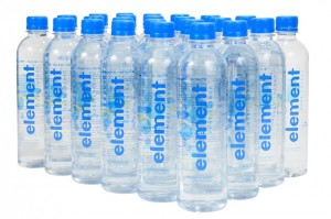 Enter to win a case of Element Caffeinated Water!