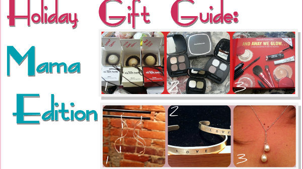 Holiday Gift Guide Mama Edition | Saratoga NY