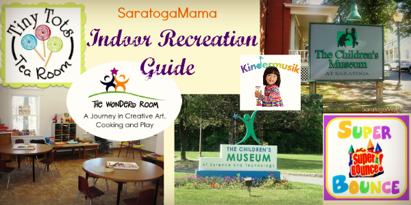 Saratoga County Indoor Recreation Guide