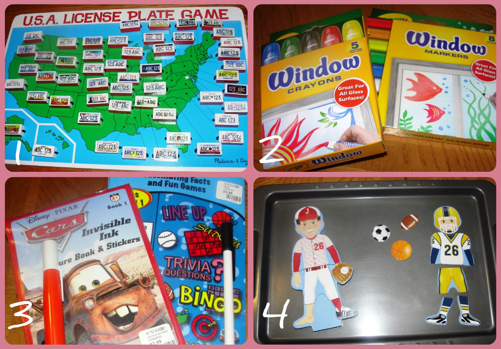 Travel Tips | Games and Activities