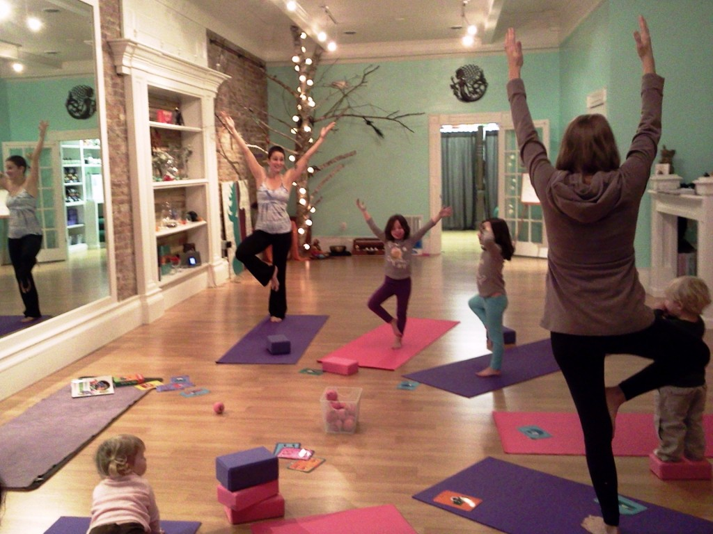 Yoga for Kids | Saratoga Springs | Ballston Spa NY