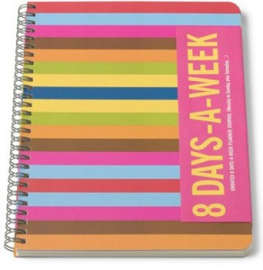 Bob's Your Uncle 8 Day Planner