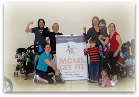 Baby Boot Camp | Clifton Park NY | Boot Camp Mamas
