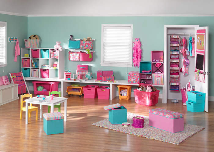 Playroom Organization | MissOrganized | NY