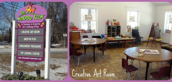 Wonder Room Creative Art | The Wonder Room | Ballston Lake