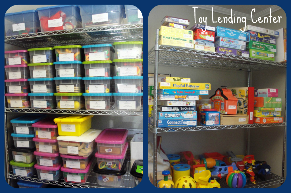 The Wonder Room Toy Lending Center