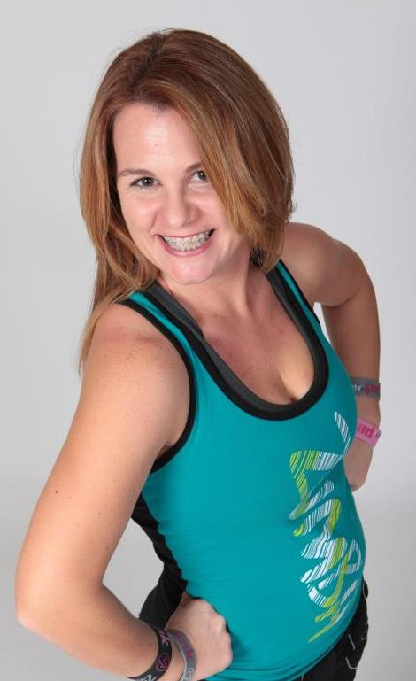 Zumba Saratoga | Zumba with Stacey | Saratoga Flash Mob