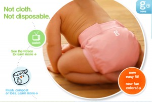 gdiapers | Cloth Diapering | Hybrid