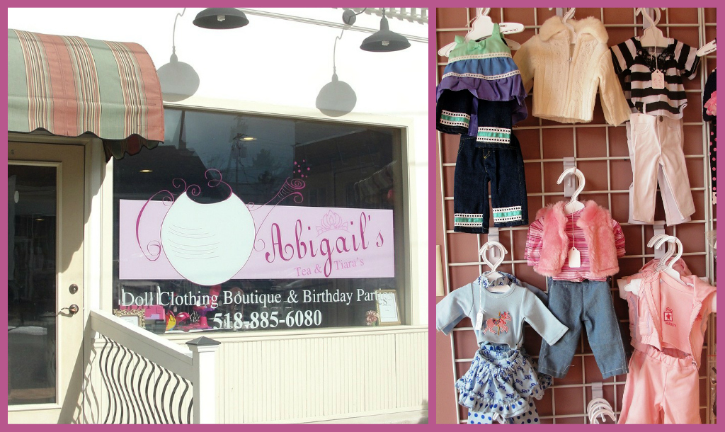 Abigail's Tea & Tiara's | Ballston Spa Boutique