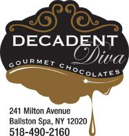 Decadent Diva | Ballston Spa NY | Valentine's Day