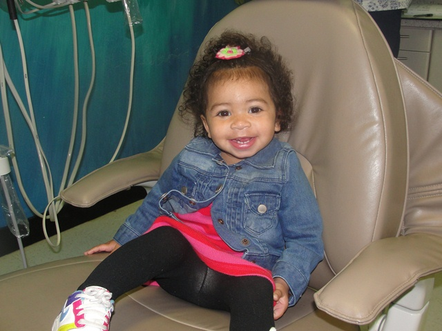 Pediatric Dentistry of Glens Falls Patient Angie