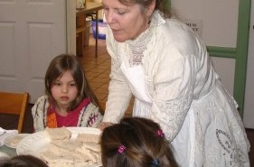 Victorian Tea at Brookside Museum | Ballston Spa Events