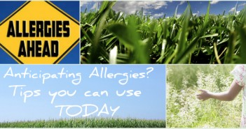 Allergy Tips Today | Saratoga Health