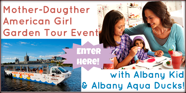 Special Mother's Day Event with Albany Kid & Albany Aqua Ducks!