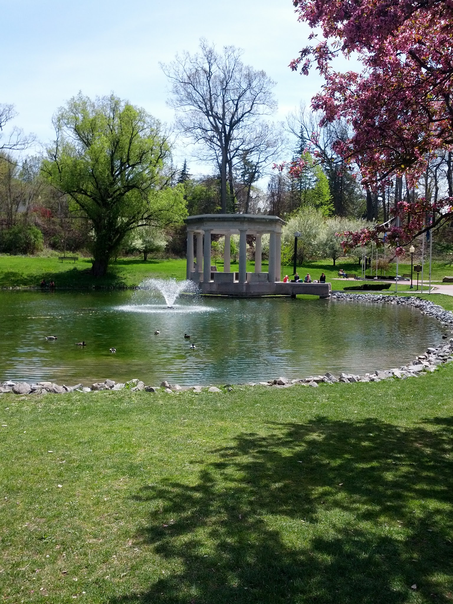 Congress Park | Saratoga Springs
