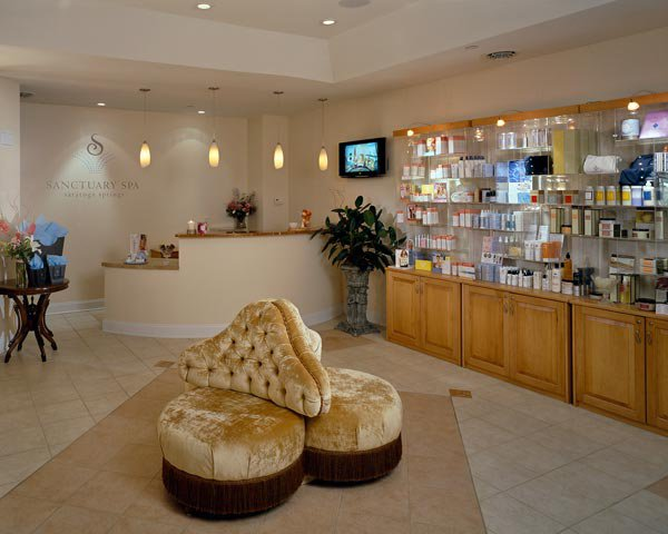 Sanctuary Spa | Saratoga Springs