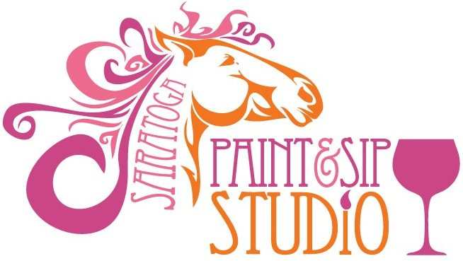 Saratoga Paint and Sip Studio | Saratoga NY
