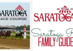 Saratoga Race Course Family Guide 2014