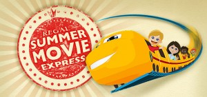 2014 Regal Summer Movie Express @ Regal Cinema in Clifton Park Center Mall | Clifton Park Center | New York | United States