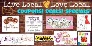 Love Local Coupons 300 by 150