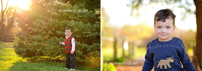 5 Tips for Better Holiday Photos - Incorporate Natural Light