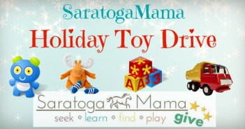 SaratogaMama Holiday Toy Drive 2012