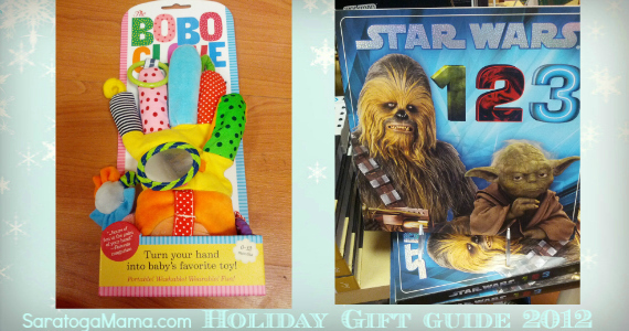 TaDa Bobo Glove and Star Wars Board Book