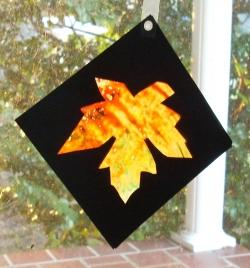 Thanksgiving Crafts for Kids Stained Glass