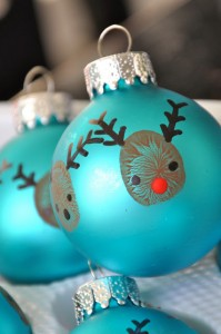 Easy Homemade Gifts - Ornaments