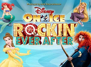 Disney on Ice Rockin Ever After at Times Union Center