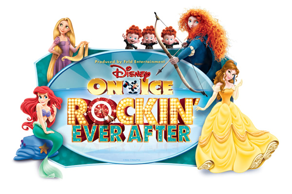 Disney on Ice Rockin Ever After Ticket Giveaway
