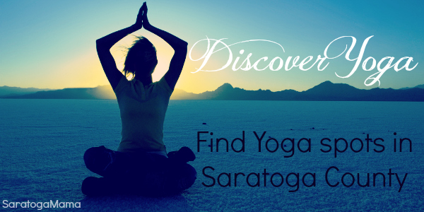 Find Yoga in Saratoga County