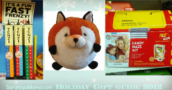 G Willikers Tenzi Squishables and Candy Maze Kit
