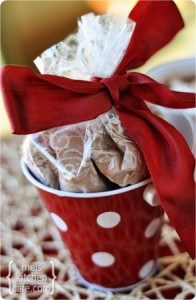 Easy Handmade Gifts - Hot Cocoa
