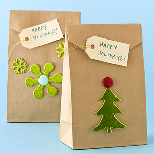Easy Handmade Gifts - Gift Bags