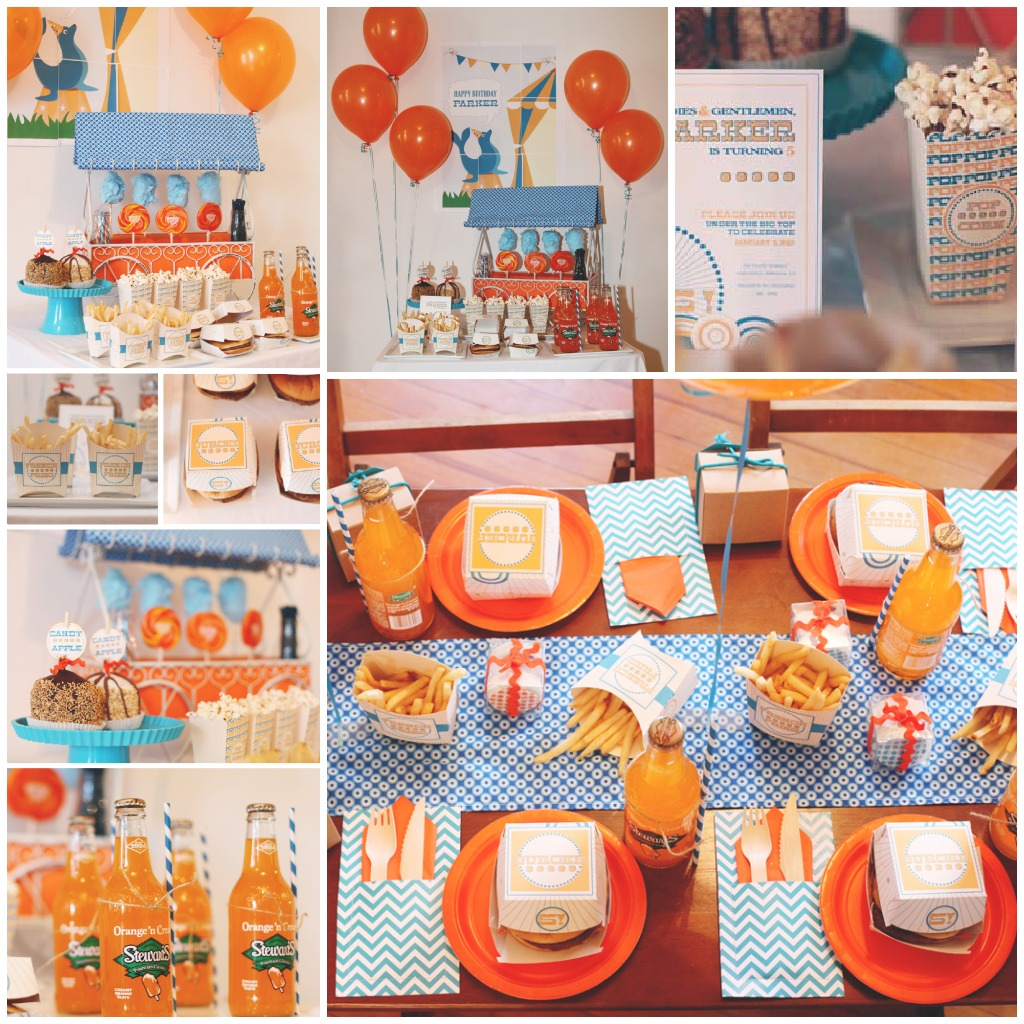 Boys Winter Birthday Party Ideas