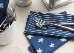 Make your own napkins