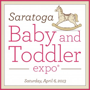 Saratoga Baby and Toddler Expo Square