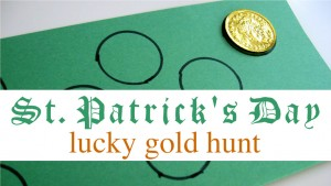 Lucky Gold Hunt