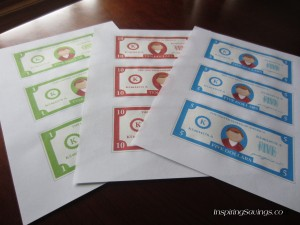 Printable Paper Money