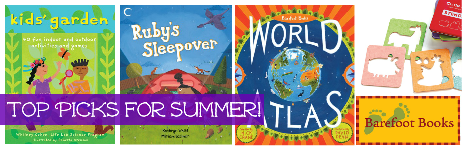 Barefoot Books Top Picks for Summer