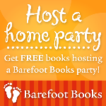 Barefoot Books Home Party
