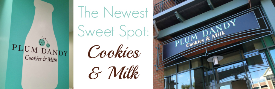 All About Plum Dandy Cookies and Milk