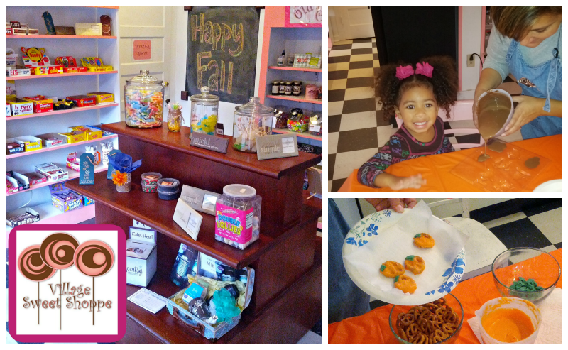 Village Sweet Shoppe Halloween Workshop