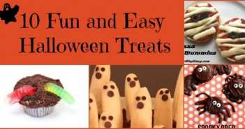 10 Easy Halloween Treats