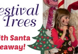 Festival of Trees Ticket Giveaway