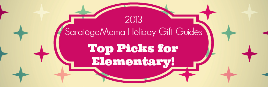 Holiday Gift Guide 2013 Elementary
