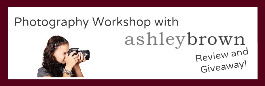 Photography Workshop with Ashley Brown