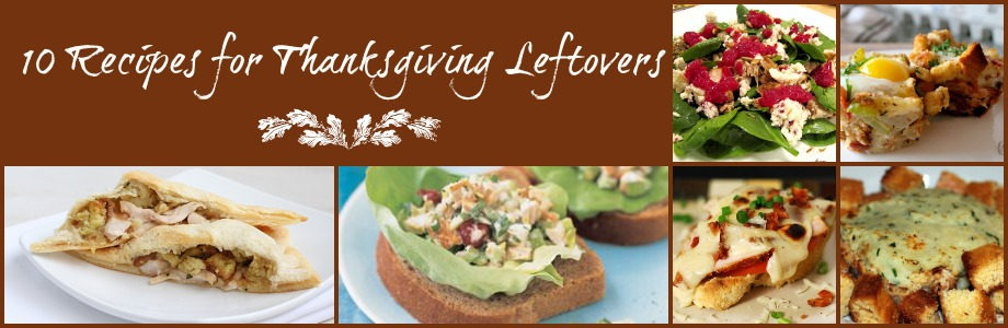 10 Recipes for Thanksgiving Leftovers